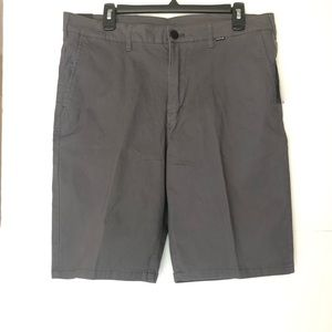 New Hurley One and Only Walking Chino Shorts 33